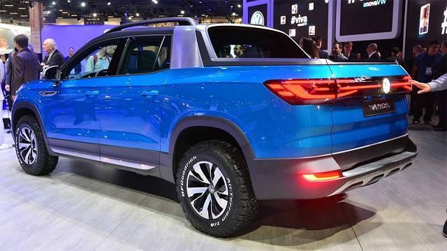 شاحنة فولكس فاجن أماروك VW Amarok 2021 تصميم ، مواصفات ، سعر