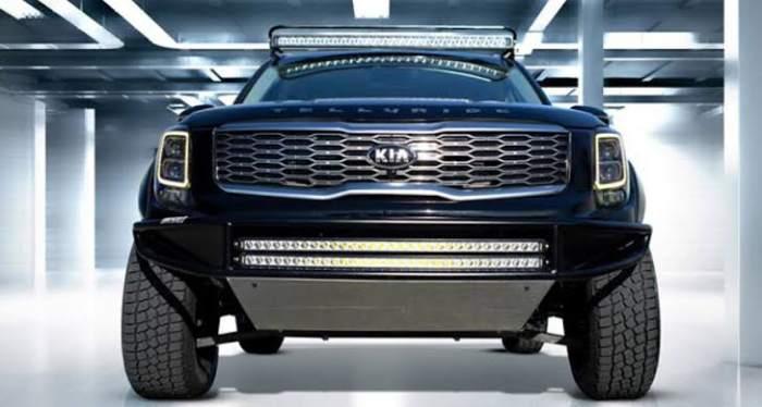 مواصفات شاحنة بيك آب كيا 2022 Kia Pickup Truck