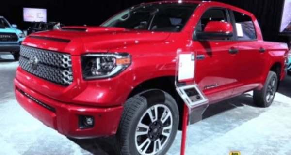 شاحنة تويوتا تندرا 2021 Toyota Tundra مواصفات ، سعر