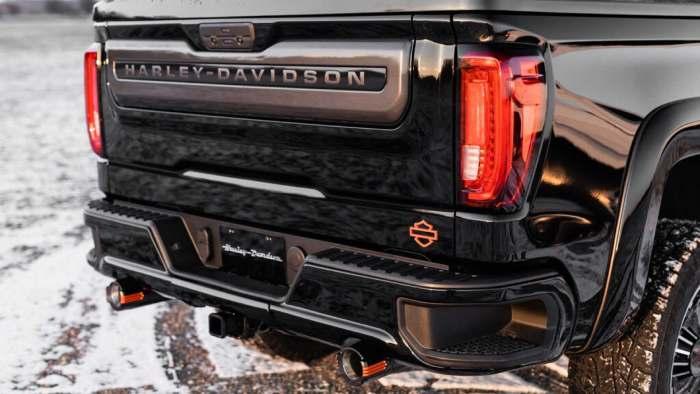هارلي ديفيدسون جي إم سي سييرا 2020 مواصفات ، صور ، سعر