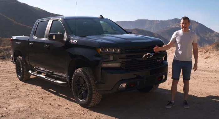 لماذا Chevrolet Silverado أكثر الشاحنات مبيعًا في الولايات المتحدة