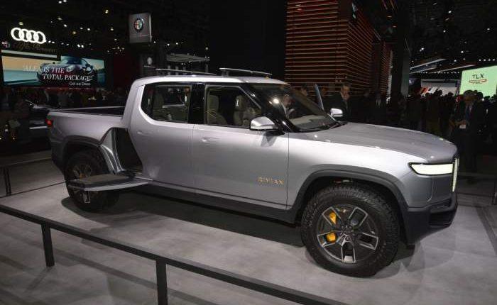 ريفيان تعلن عن أسعار شاحنة R1T وR1S SUV أرخص من المتوقع