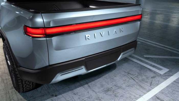 شاحنة بيك آب R1T Rivian 2021 الكهربائية مواصفات ، سعر ، صور