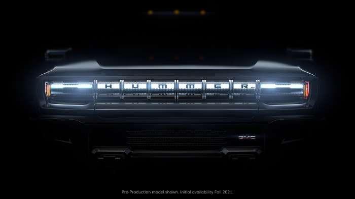 شاحنة جي إم سي هامر GMC Hummer EV 2022 تصميم ، سعر ، فيديو