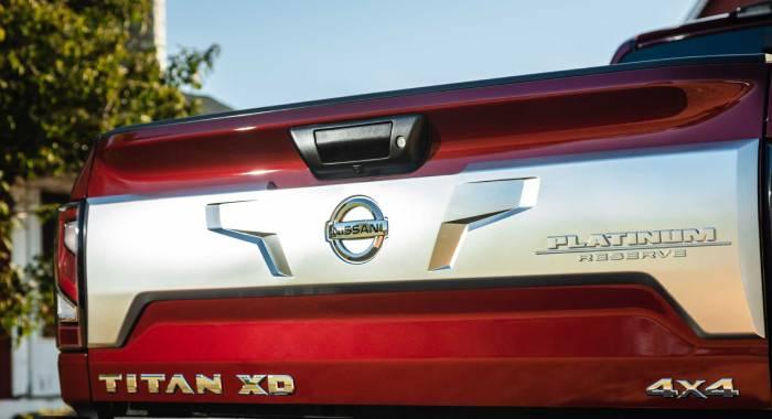 نيسان تيتان أكس دي 2020 مواصفات ، محرك ، سعر ، صور