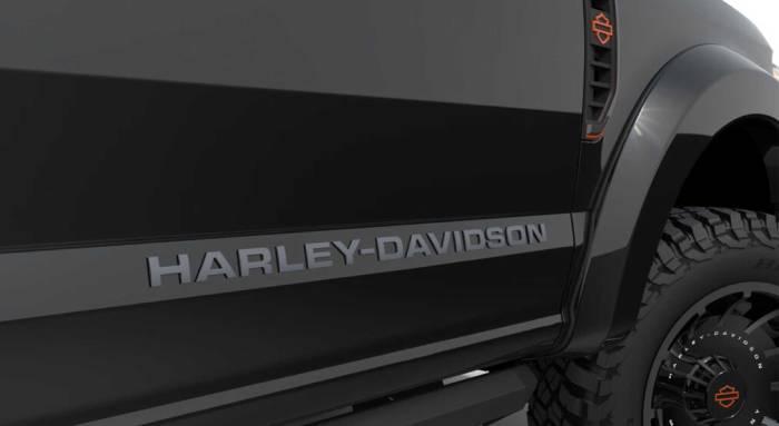 فورد إف 250 هارلي ديفيدسون 2020 F250 Harley-Davidson مواصفات ، سعر ، صور