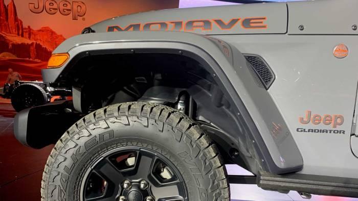 جيب جلاديتور موهافي 2020 Gladiator Mojave مواصفات ، سعر ، صور