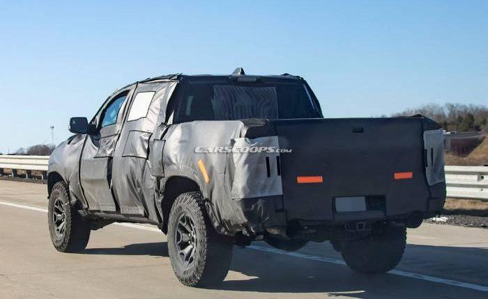 شاحنة رام ريبل تي آر إكس Ram Rebel TRX 2021  صور ، محرك