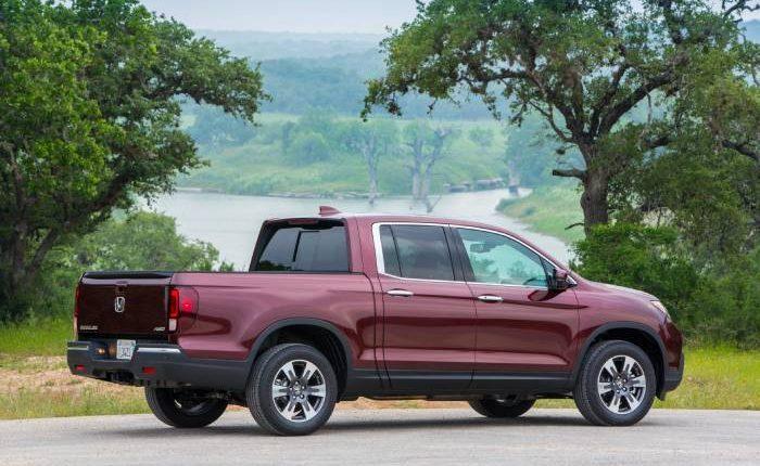 شاحنة بيك آب هوندا ريدجلين Honda Ridgeline 2020 مواصفات ، أسعار ، صور