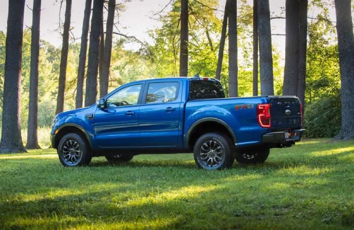 بيك آب فورد رينجر Ford Ranger 2020 مواصفات ، سعر ، صور