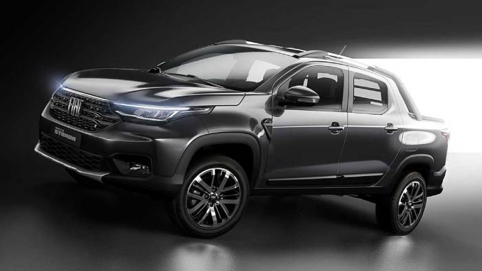 شاحنة فيات سترادا 2021 Fiat Strada مواصفات ، أسعار ، صور