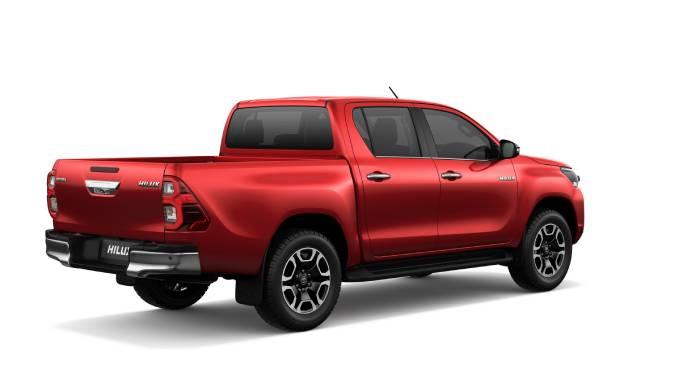تويوتا هايلكس Toyota Hilux 2021 تصميم ، محرك ، صور
