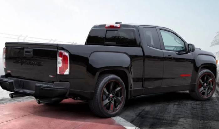 جي إم سي سيكلون GMC Syclone 2021 شاحنة سوبر بقوة 750 حصان