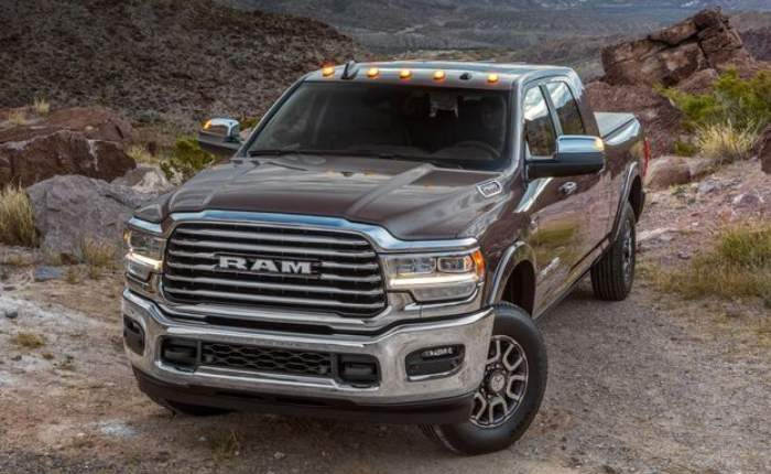 شاحنة رام Ram 2500 2021 مواصفات ، سعر ، محرك