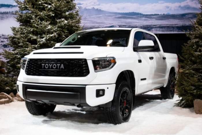 شاحنة تويوتا تندرا 2020 Tundra مواصفات ، أسعار ، صور