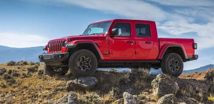 202جيب جلاديتور 2021 Gladiator محرك ديزل جديد ، تصميم ، سعر0 jeep Gladiator