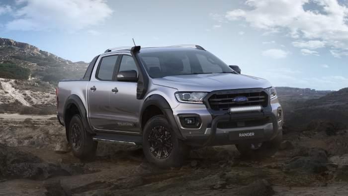 عائلة فورد رينجر 2020 الحديثة وطراز Wildtrak X الجديد في أستراليا
