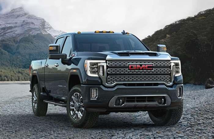 جي إم سي سييرا 2020 1500 GMC Sierra مواصفات ، أسعار ، محركات
