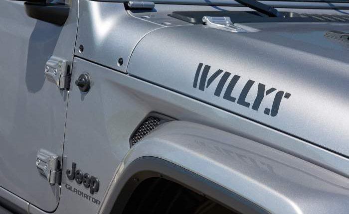 جيب جلاديتور ويليز 2021 Gladiator Willys تصميم ، أسعار ، صور