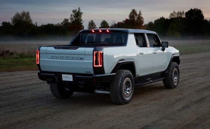 الكشف عن سيارة الهمر 2022 GMC Hummer EV مواصفات ، أسعار ، صور