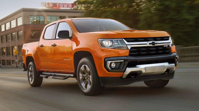شيفروليه كولورادو 2021 Chevrolet Colorado مواصفات ، محرك ، أسعار
