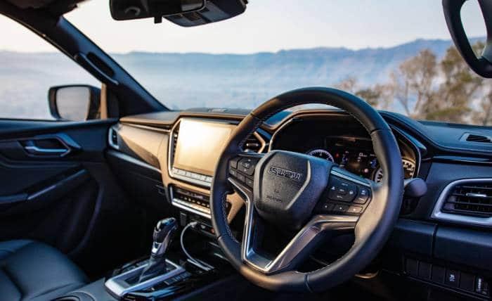 سعر شاحنة إيسوزو دي ماكس X-Terrain 2021 مع مواصفات