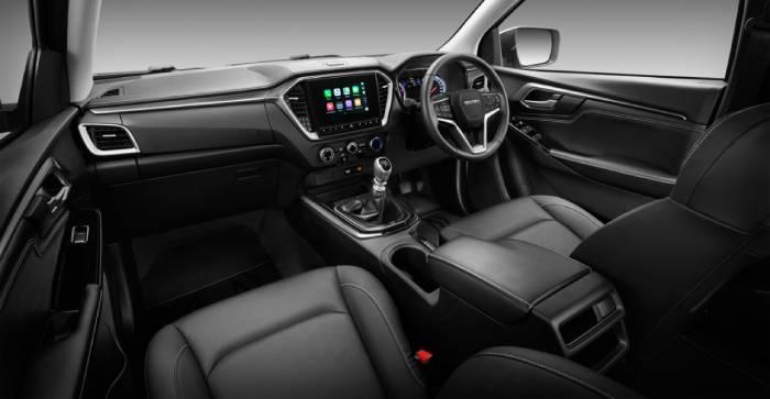 إيسوزو دي ماكس Isuzu D-Max شاحنة بيك أب جديدة تصل إلى المملكة المتحدة