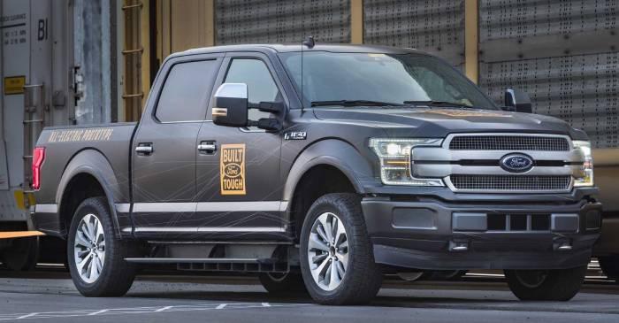 أفضل أنواع الشاحنات الجديدة في عام 2021