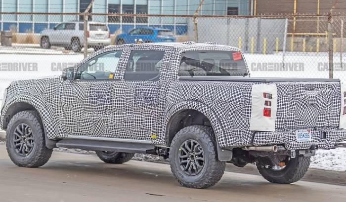 شاحنة فورد رينجر رابتر Ranger Raptor 2023 مواصفات ، محرك ، سعر