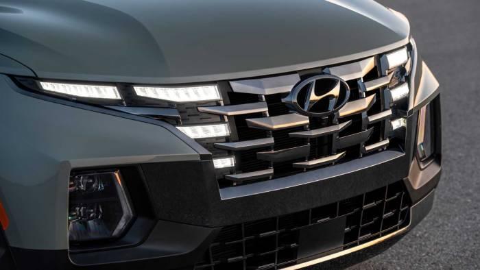 هيونداي سانتا كروز 2022 شاحنة بيك أب صغيرة – مواصفات وصور